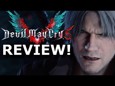 Devil May Cry 5 Review! Pure PERFECT Action? (Ps4/Xbox One)