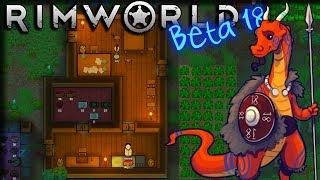 Round House – Rimworld [Beta 18] Extreme Tribal Gameplay – Let