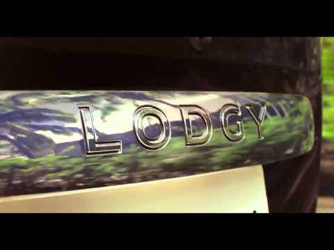 Renault  Lodgy Минивен класса M - рекламное видео 1