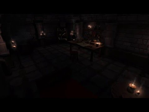 ToL - Alchemist's Room (Night) - ToL- Prison Cell - Immersive Screenshot Teaser...