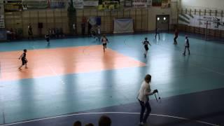 preview picture of video 'Kaszub CUP 2014 - Jaguar Gdańsk - GOSRiT Dziewczyny rocznik 2005'