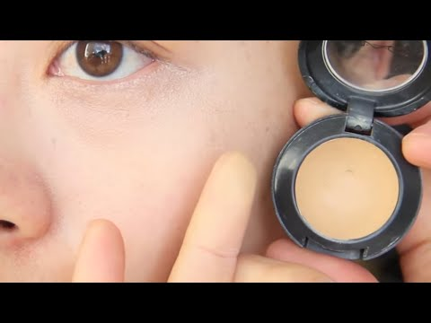 How to Conceal with MAC Studio Finish Concealer