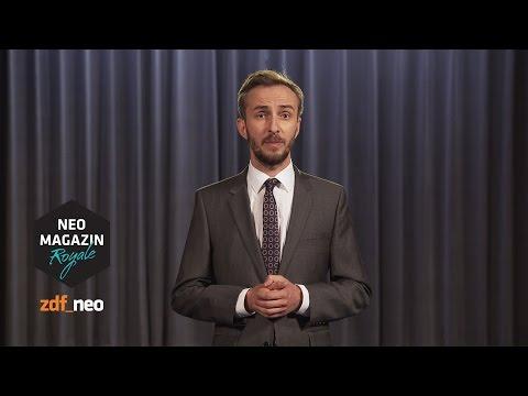 Seepferdchen für Afrika   #n NEO MAGAZIN ROYALE mit Jan Böhmermann - ZDFneo