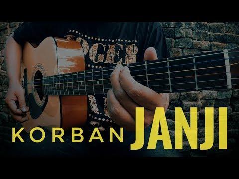 , title : 'KORBAN JANJI (Guyon Waton) COVER   Fingerstyle Guitar'