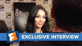 Запрещенный прием, Sucker Punch Vanessa Hudgens Comic-Con 2010 Exclusive Interview