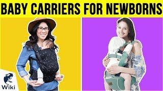 10 Best Baby Carriers For Newborns 2019