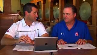 Bixby Football Coaches Show vs BTW 10-24-14