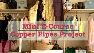 Introduction: Mini E-Course DIY Walk-In Closet