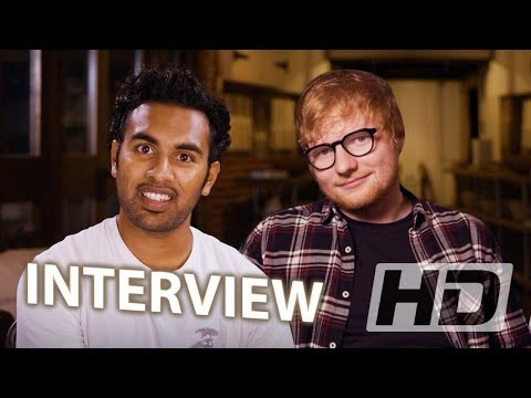 Ed Sheeran & Himesh Patel Interview - Yesterday (2019)