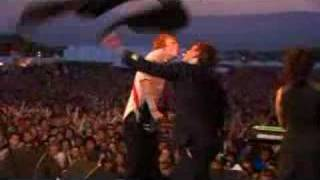ARCADE FIRE (REBELLION LIVE 2006)