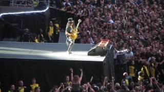 Guns N' Roses - Slash Solo + Speak Softly Love (The Godfather Theme)
