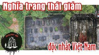 Nghĩa trang Thái Giám độc nhất Việt Nam ở chùa Từ Hiếu