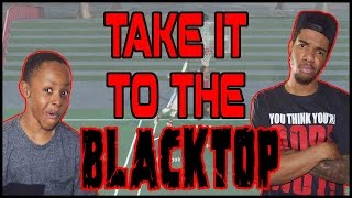 THEY TAKE IT TO THE BLACKTOP!! - NBA 2K16 Head to Head Blacktop Gameplay