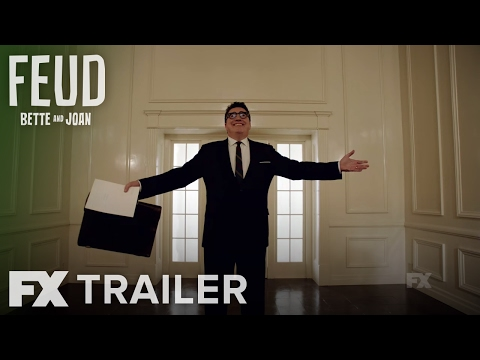 FEUD: Bette and Joan | Season 1 Ep. 6: Hagsploitation Trailer | FX
