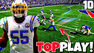 I had some unbelievable top plays in my franchise game!! SUB FRANCHISE #10
