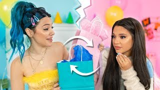 Opposite Twins Birthday Gift Exchange 2019