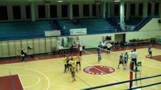 preview picture of video 'Gao Brinella Orbetello - Volley Fiumicino   3-0'