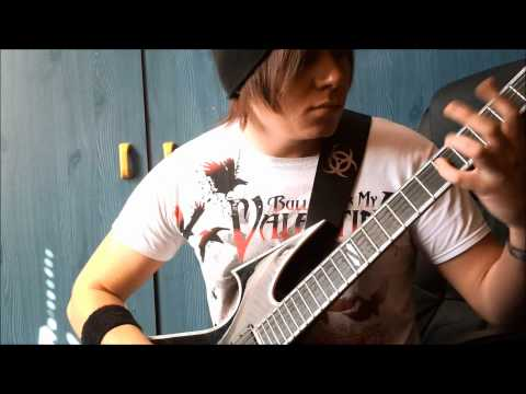 Bullet For My Valentine - Hand of Blood (Guitar Cover)
