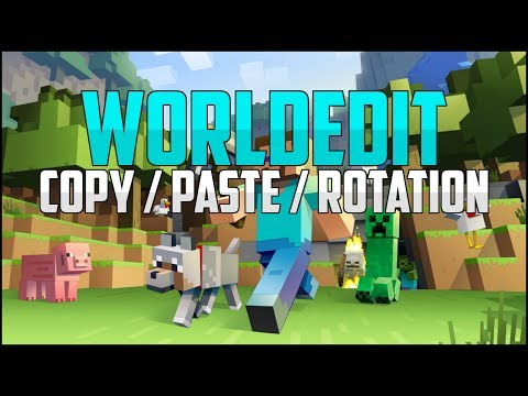 Download World Edit Tutorial Copy Paste Flip Rotate Video 3GP Mp4