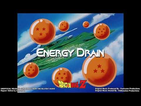 Dragonball Z - Episode 219 - Energy Drain - (Part 1) - [Faulconer Instrumental]
