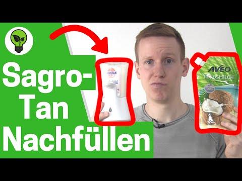 Sagrotan no touch Nachfüllen ✅ ULTIMATIVE ANLEITUNG: Automatischer Seifenspender Nachfüller Umbauen!