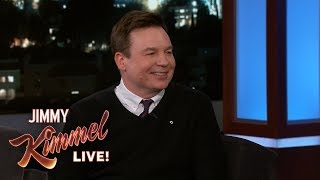 Mike Myers on Will Arnett & The Gong Show
