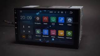 """Universal - 7"""" Android 6.0 Car Stereo (TL702P)"""