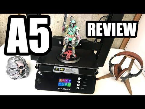 BEST PRINTER UNDER $500? – JGAurora A5 3D Printer – FULL REVIEW