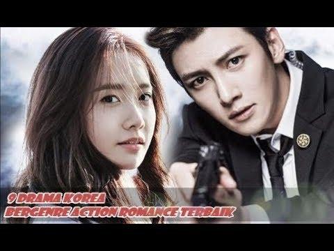 9 drama korea bergenre action romance ini wajib kamu tonton