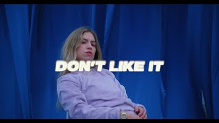 Claudia Bouvette   Don't Like It (Official Video)