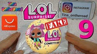 LOL Surprise FAKE, Tarocche Da Aliexpress N°9!