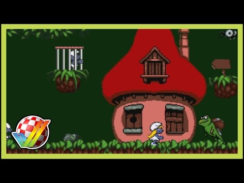 Amiga Longplay [082] Smurf Rescue (PD)