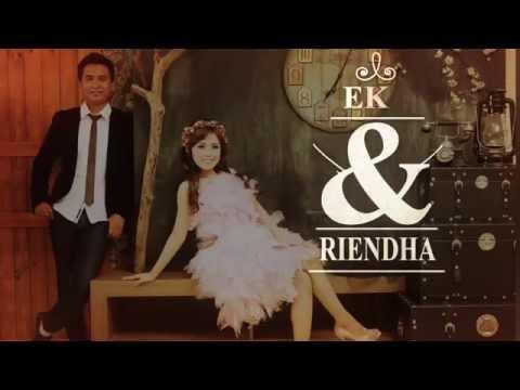 Video Video Undangan Pernikahan EKo Dan Riendha 3 oktober 2015