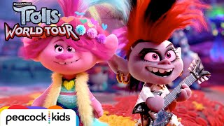 """TROLLS WORLD TOUR   """"Just Sing"""" Full Song [Official Clip]"""