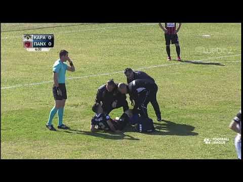 FOOTBALL LEAGUE: ΚΑΡΑΪΣΚΑΚΗΣ – ΠΑΝΑΧΑΪΚΗ 0-1 | ΑΓΩΝΑΣ | ΕΡΤ