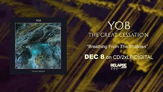 """Yob To Re-issue """"The Great Cessation"""""""