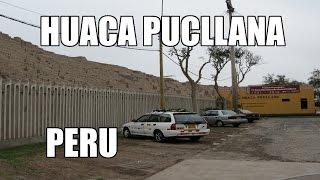 preview picture of video 'Vacation Peru: Huaca Pucllana - Miraflores - Lima - Peru - HD'