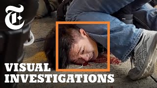 How Undercover Officers in Hong Kong Launched a Bloody Crackdown | Visual Investigations