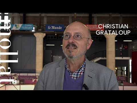 Christian Grataloup - Atlas historique mondial