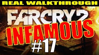 Far Cry 2 Walkthrough Infamous Difficulty - Part 17 - The Scrapyard Compressor (3rd APR Mission)