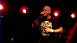 Evans Blue- A Step Back- Live @ Amos' 4/14/2010