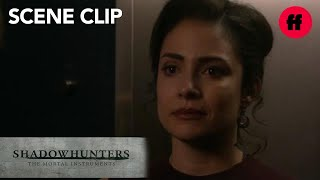 Shadowhunters   Season 2, Episode 8: Maryse Apologizes to Jace   Freeform