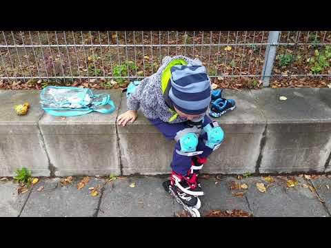 POWERSLIDE Kinder Inliner SMU / Inline-Skates / Rollschuhe