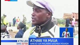 Shughuli za usafiri zimerejea katika barabara ya Mai Mahiu-Narok