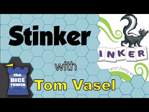 Dice Tower Reviews: Stinker