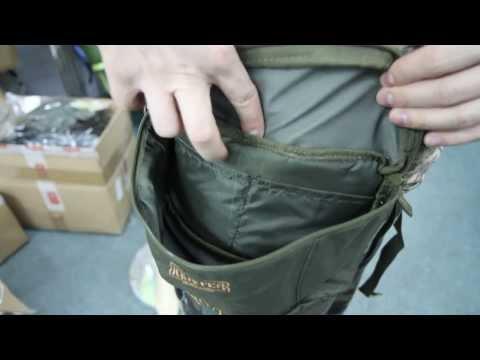 Охотничья поясная сумка Nova Tour «Белт». Видеообзор.