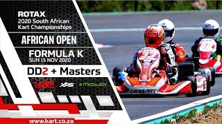 2020 African Open – DD2 & DD2 Masters