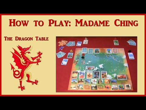 """How to Play """"Madame Ching"""" - The Dragon Table: Episode 30"""