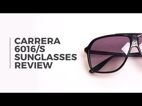 CARRERA 6016 S Sunglasses Review | SmartBuyGlasses