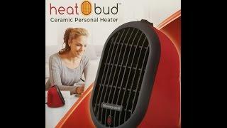"Honeywell ""Heat Bud"" Personal Heater Review"
